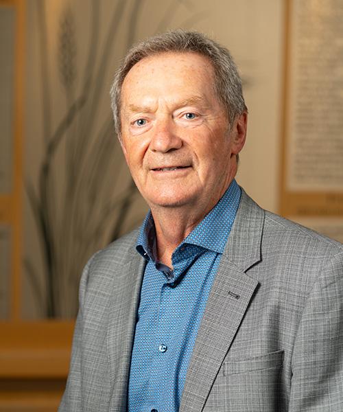 Chairperson, Ben Friesen